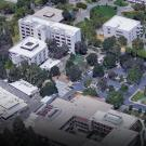 Image of aerial view of UC Davis campus.